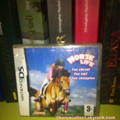 Horselife sur ds