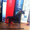 cheval hippocampe a deux cornes trouvé en vide grenier