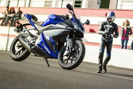 Nouveauté 2014 : Yamaha YZF 125 R