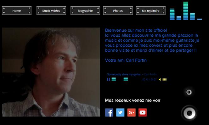 CARL FORTIN