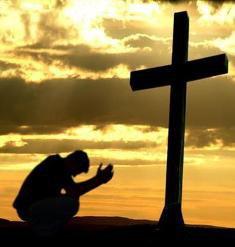 Prière d'un homme