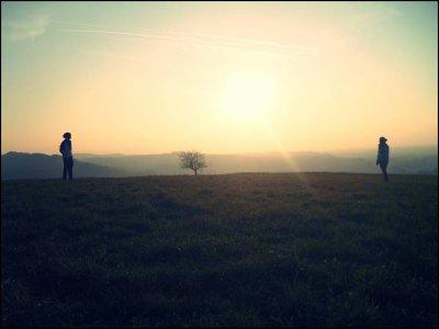 Prophet's Sunset
