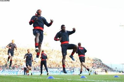 Demi finale Coupe de France à Angers SCO - PSG 1 à 3