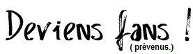 17.08-20h13~Je reviens à 20h30 ! N'oubliez pas d'être fans pour être prévenu des nouveaux articles, et de kiffer les articles demandés pour suivre les changements et nouvelles photos,bises !