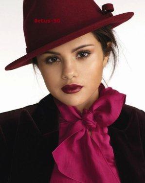 Selena Gomez pose pour le magazine Glamour – Septembre 2011