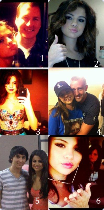 Les photos récentes et personnelles de Séléna.