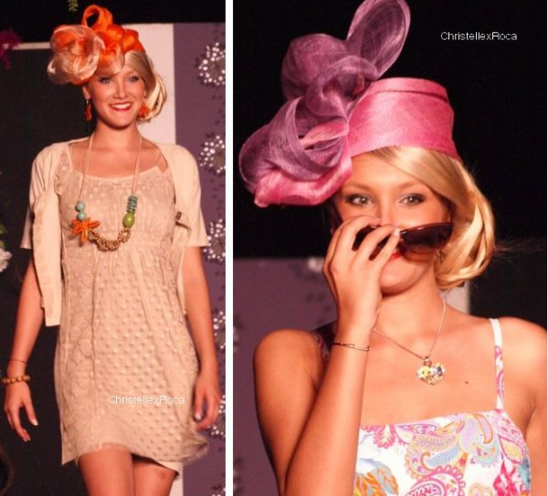 13.04.12 → Christelle était à l'élection de Miss de la Mayenne 2012 qui est Adeline Blot.