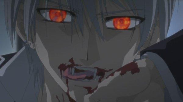 averticement+histoire----- vimpire knight