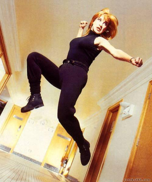 Cynthia Rothrock la reine des arts martiaux !!!!!