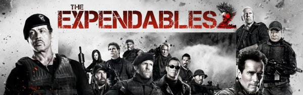 The Expendables 2 22 Aout 2012