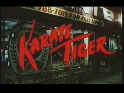 KARATE TIGER ANTHOLOGIE Part II