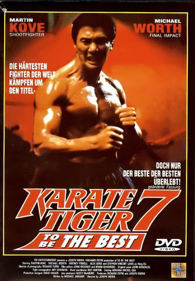 KARATE TIGER ANTHOLOGIE Part III