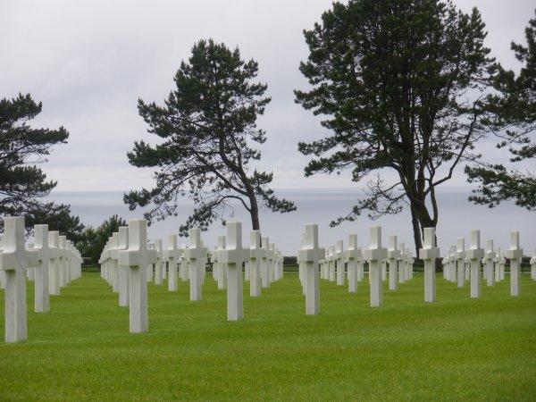 Souvenirs de Normandie... 1/3