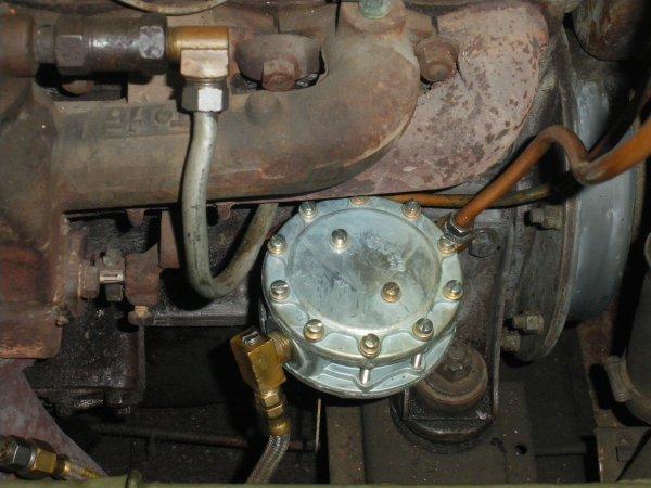 De l'essence dans le carter d'huile moteur !!!