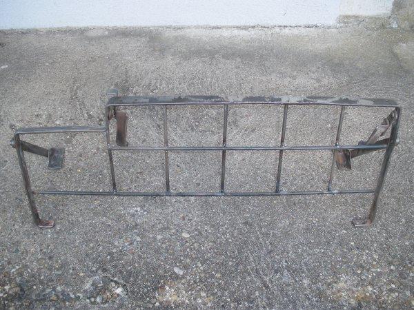 La grille de protection