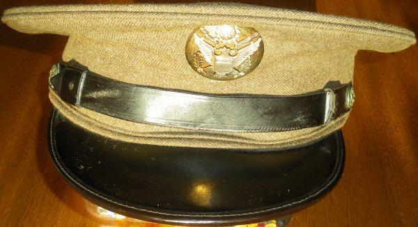 """Casquette de sortie troupe """"Caps Service, Enlisted Men"""""""