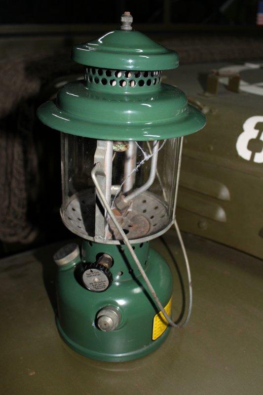 Lanterne US American 1944