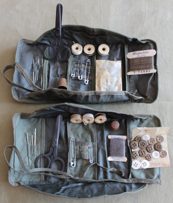 Trousse de couture (sewing kit)
