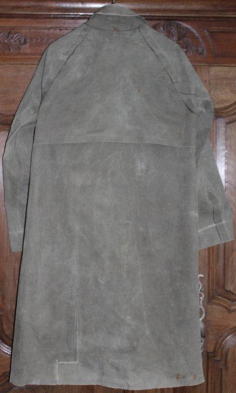 Manteau de pluie (Raincoat type II)