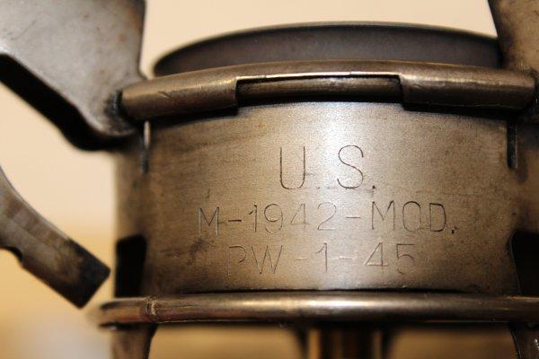 Réchaud Modèle 1942 modifié