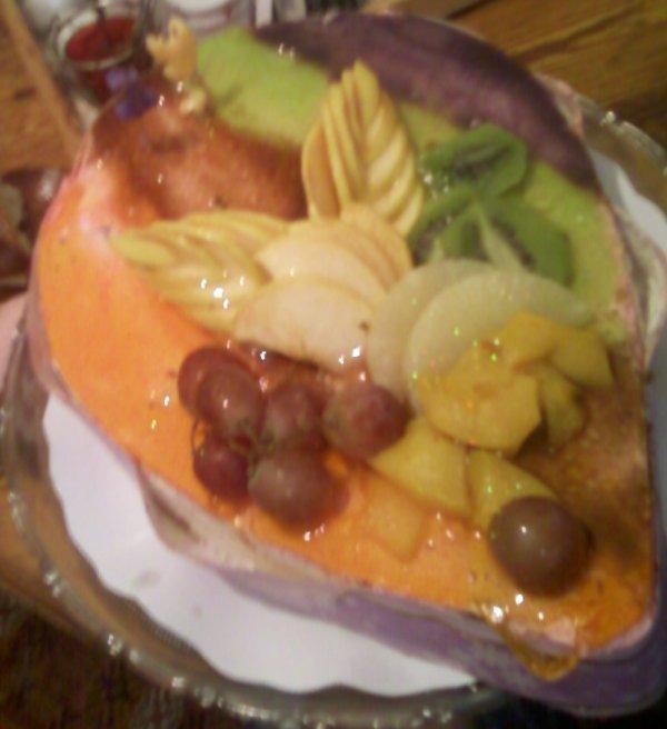 La tarte <3