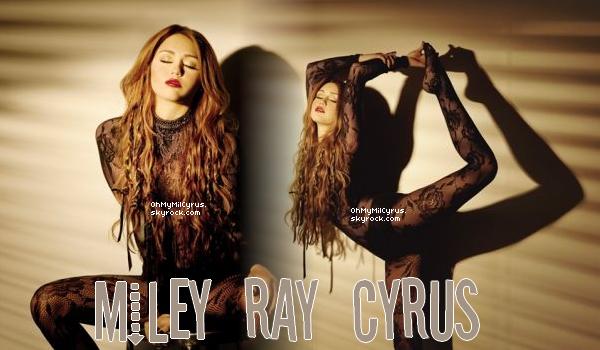 . Ta nouvelle source sur Miley Cyrus !