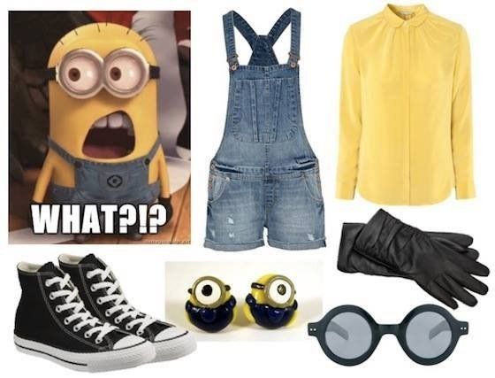 Book look des minions