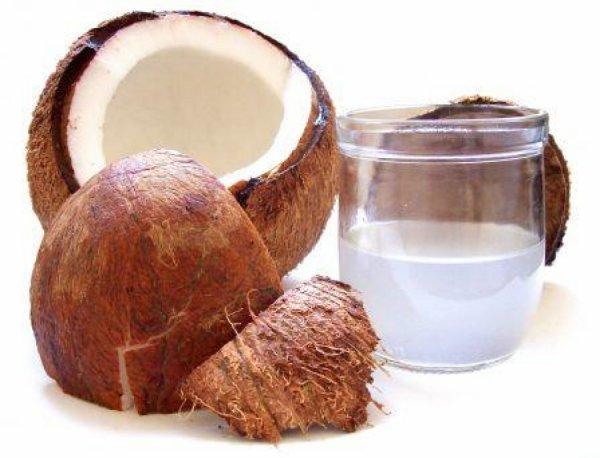 Les bien fait de l'huile de coco
